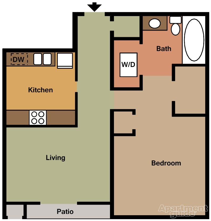 Central Highlands Apartment Homes